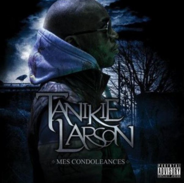TANIKIE LARSON COVER