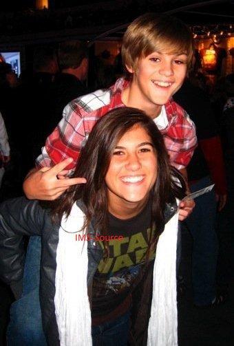 Cole et Kylee Pendery