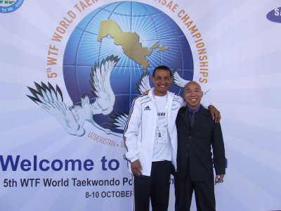 5em championnats du monde (Uzbekistan 2010 tashkent)