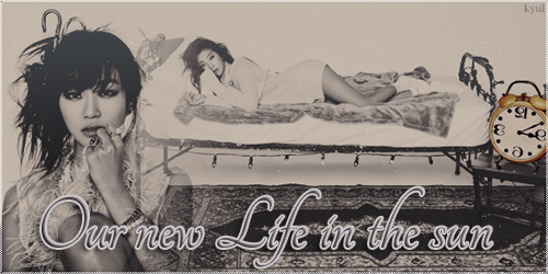 Our new Life in The Sun pour le Concour de ImYoonA-IndexFictions