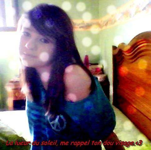Je suis la tigresse de ton coeur. (a)