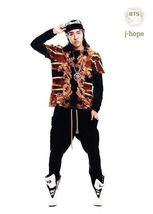 J-Hope/ Rap et Danse