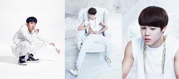 BTS dévoile ses photos teaser