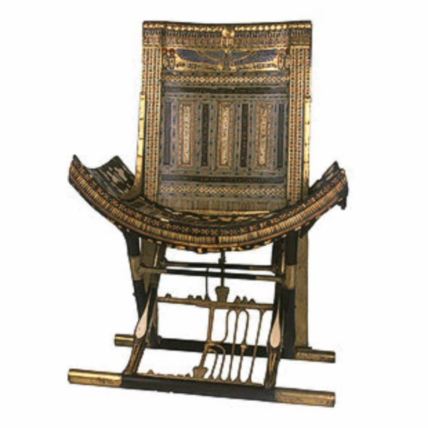 Chaise  égyptienne