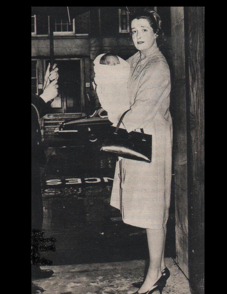 Naissance de Diana Frances Spencer - 1er juillet 1961 à Park House, Sandringham