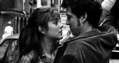 """"""" Mais tu comprends pas ?! C'est pas ce que tu as entre les jambes qui m'interesse moi, c'est ton coeur. Crétin. """""""