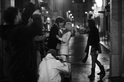 T'es mon rêve à moi, mon histoire de cinéma, celui que je ne rencontrerai qu'une fois.