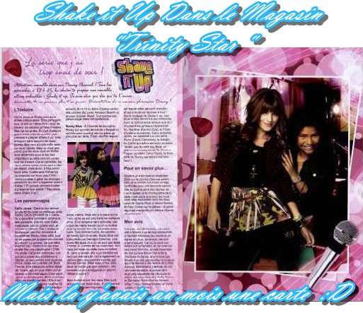 @Zendaya96 & @bellathorne143 on French Magasin :D