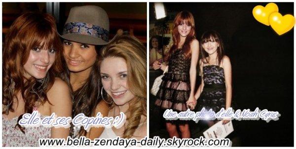 @Zendaya96 Picture make up ^^ & @Bellathorne143 Picture