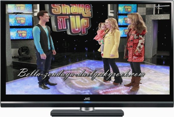 CHARLIE SHAKE IT UP episode