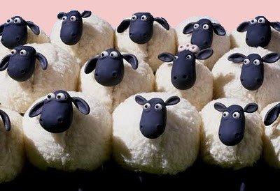 Suivre la mode comme un mouton ? -_-' Au final, on ressemble à tout le monde.