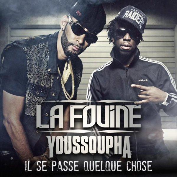 Demain nouveau son de la fouine et youssoupha a 18h sur youtube.