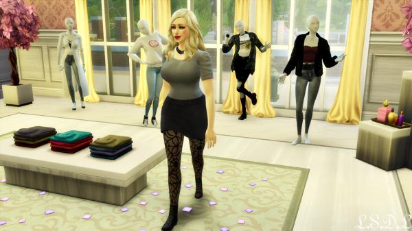 LSDL #20 Virée Shopping avec la grande gagnante ! (partie 2)