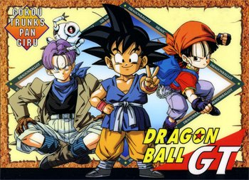 Dragon Ball - Dragon Ball Z - Dragon Ball GT