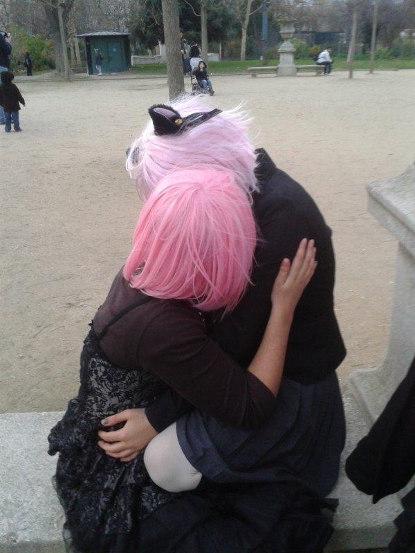31-12-2012 --> sortir cosplays à  paris