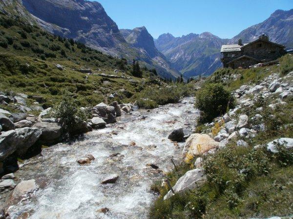 Vacances en Savoie suite : sur le chemin  vers le col de la Vanoise