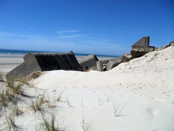 Hardelot Plage- Equihen Plage en passant par les dunes D'Ecault