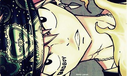 OS Grey x Mirajane/Natsu x Lucy : Mariage à Fairy Tail.