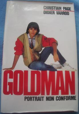 Livre Goldman - Portrait non conforme