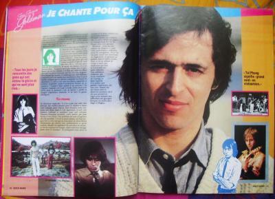 Pages 10 & 11  -  Je Chante Pour ça