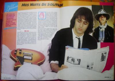 Pages 40 & 41 - Mes Nuits De Solitude