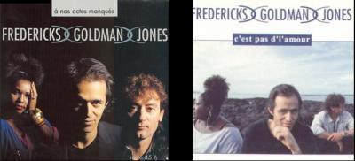 Dans une brocante (encore!) j'ai trouvé des vinyles de FGJ et JJG :)