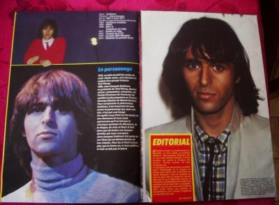 1er pli (ouverture) ==>> Plaisir des yeux avec les Photos de ce Mag Poster :D
