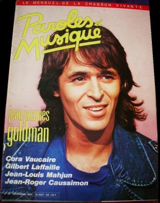 Magazine: Paroles et Musique