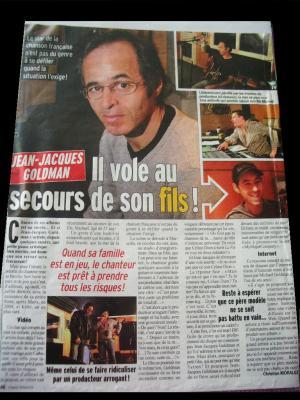 Article d'un périodique, France Dimanche