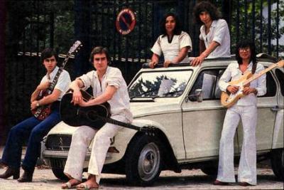 Les années Taï Phong  [ 1975 -->> 1979 ]