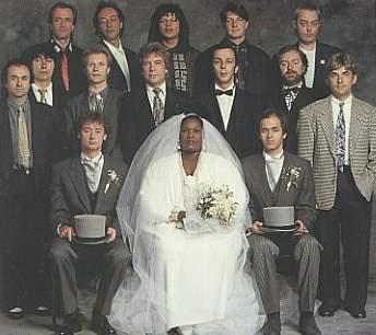 """Photo extait du livret de l'album """"Pluriel"""""""