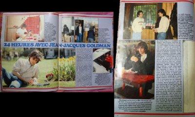 Pages sur JJG du Salut! N° 255