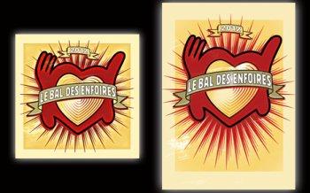 CD et DVD des Enfoirés 2012 = 18 repas