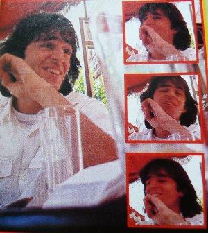 Page d'un magazine Girl 1984 - Le jeu de la vérité