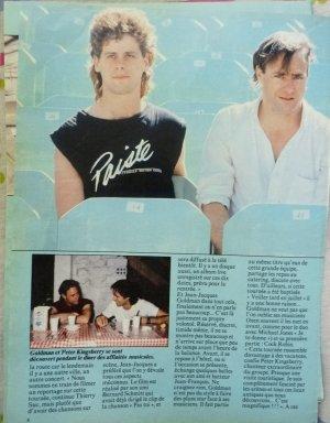 6 pages Salut! N°284 du 13 au 26 Août 1986