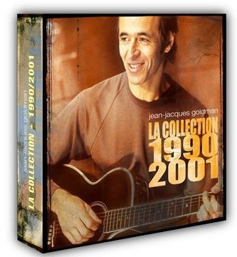 NOUVEAU!!!  Le 19 Novembre 2012 sortira le Coffret Jean-Jacques Goldman collection 1990-2001