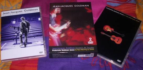 2 DVD de plus pour le palisir des yeux!