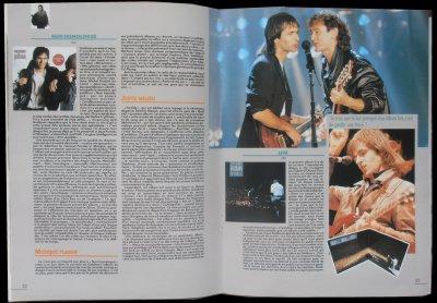 Star mag: Pages 22 & 23 - Suite 3: Les Années Goldman