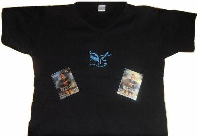 """Billet FGJ (1994) + T-shirt & billets de la tournée """"Un tour ensemble"""" (2002)"""