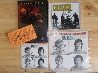 Samedi 29 Juin: Concert de MICHAEL JONES à Dampierre sur Boutonne (17)