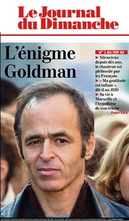 Dimanche 4 Août: Jean-Jacques a été élu personnalité préférée des Français ♥