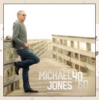 "28.10.13 > > > Sortie du nouvel et dernier album de Michael Jones ""40-60"""