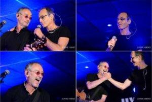 10 Septembre 2014: JJ Goldman a fait une surprise  à son ami Michael à la radio France Bleu Provence
