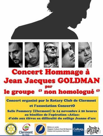 """Tribute """"Non Homologué"""" - Un groupe en Gold!!!"""