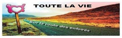 ♪ ♥ ♫ SUR LA ROUTE DES ENFOIRES - 2015 ♪ ♥ ♫