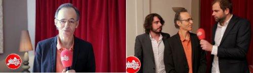 04.03.15 à 20h45 sur Canal+: Jean-Jacques Goldman vient s'expliquer sur Le Petit Journal