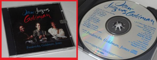 Album FGJ - Edition USA (1990)