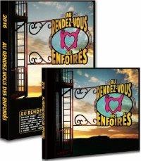 Enfoirés 2016 - Les CD et DVD du concert disponibles ♥ ♥ ♥