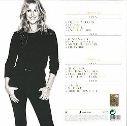"""Double 33T du dernier album de Céline Dion """"Encore un soir"""""""