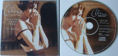 """CD single """"Le ballet"""" de Céline Dion trouvé sur une brocante"""